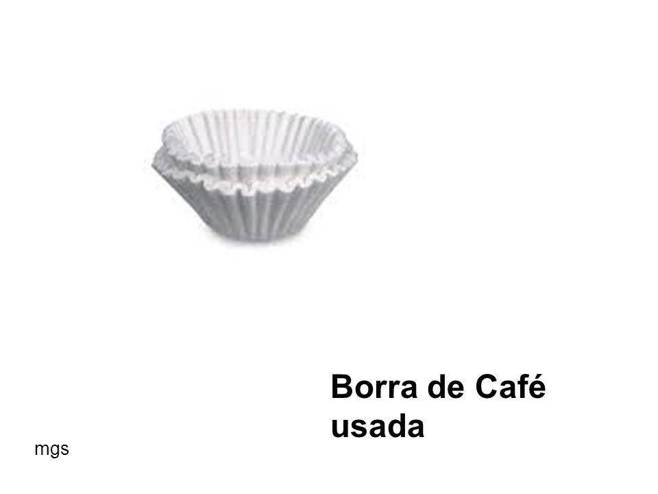 Borra de Café usada mgs