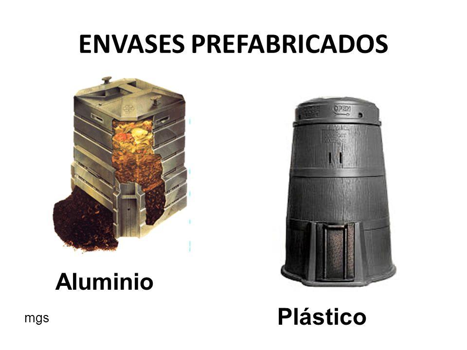ENVASES PREFABRICADOS