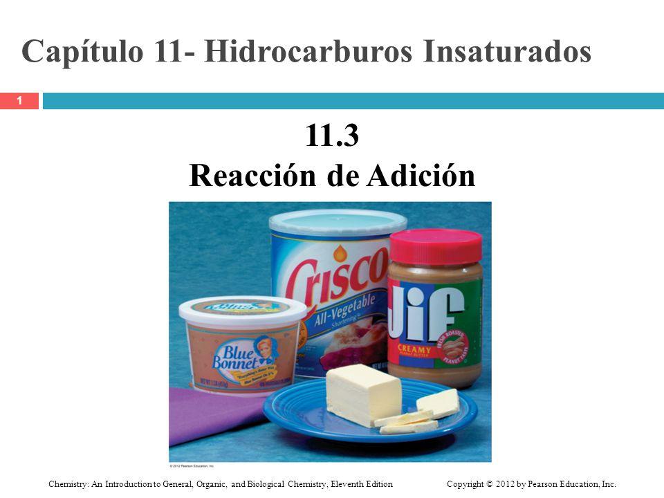 Capítulo 11- Hidrocarburos Insaturados