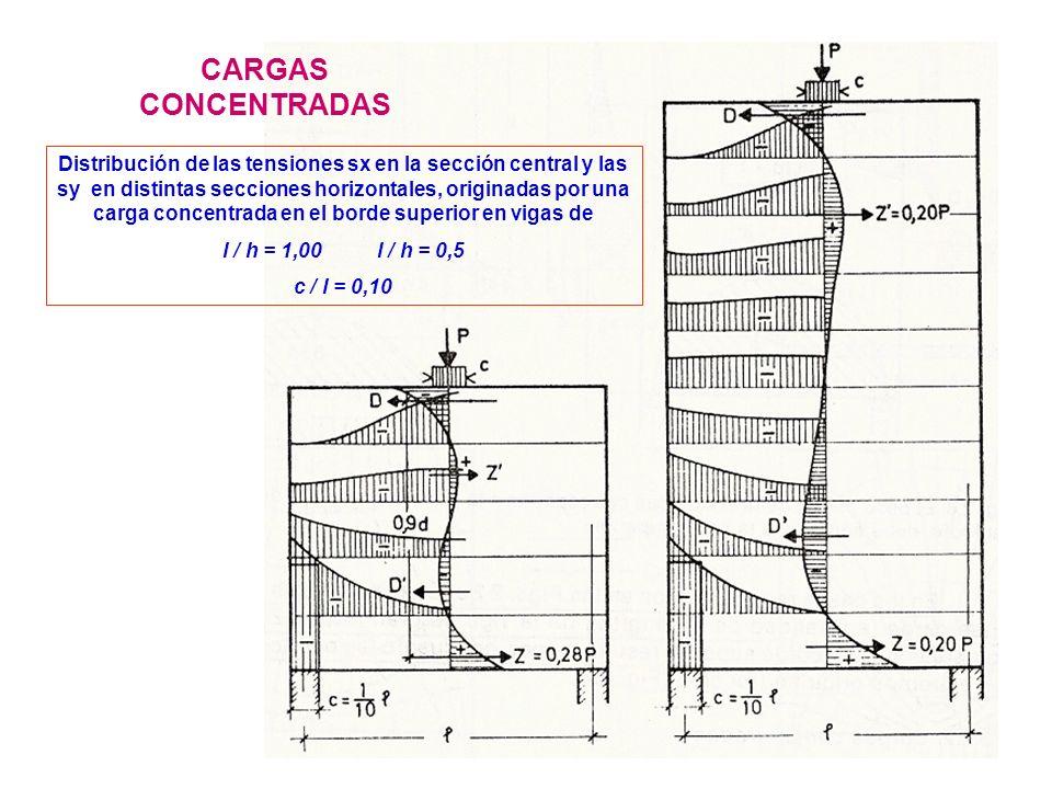 CARGAS CONCENTRADAS