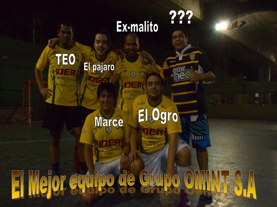 El Mejor equipo de Grupo OMINT S.A