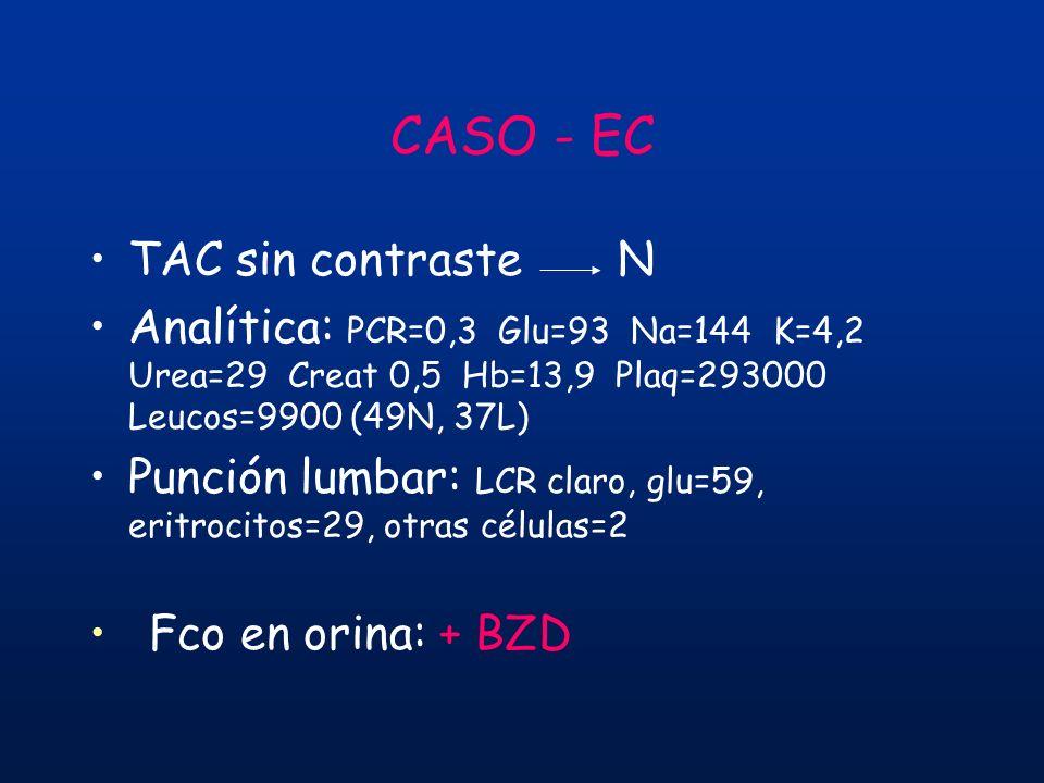CASO - EC TAC sin contraste N
