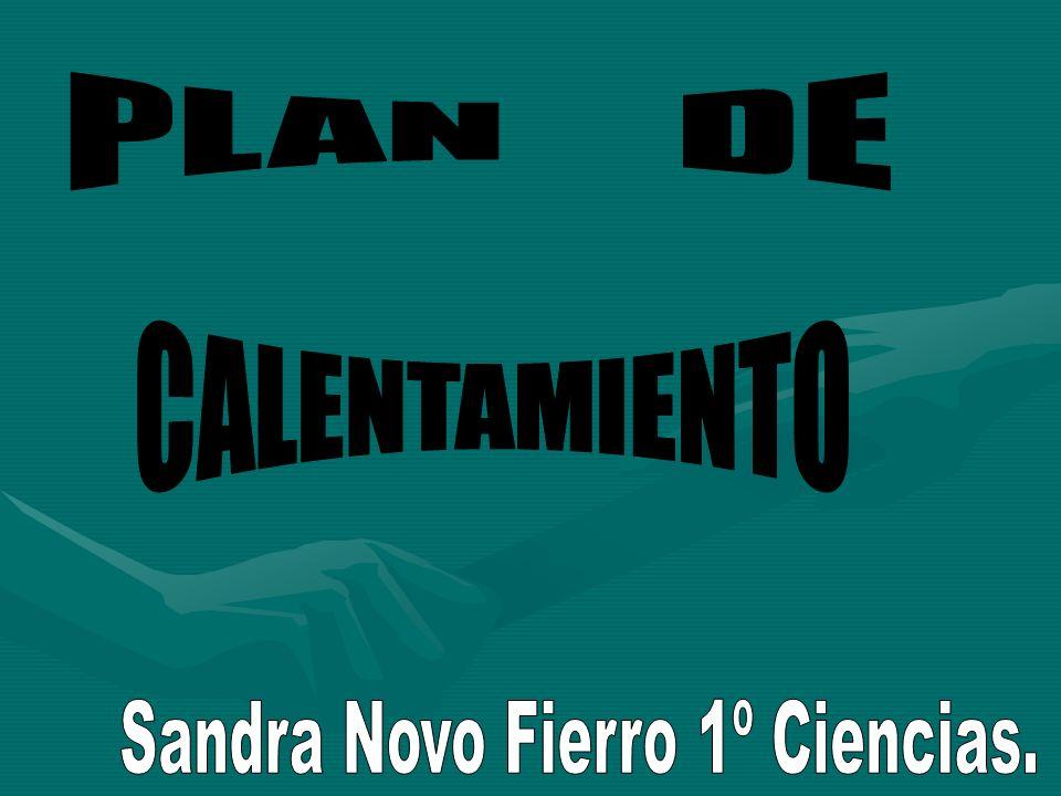 Sandra Novo Fierro 1º Ciencias.