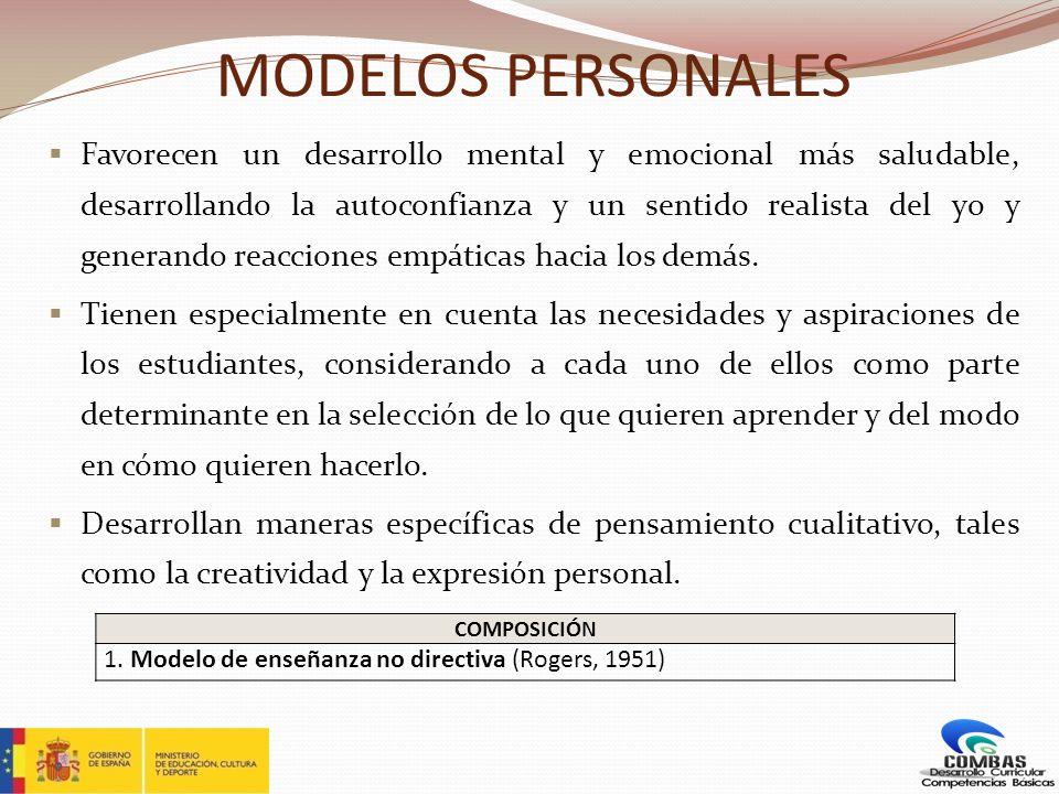 MODELOS PERSONALES
