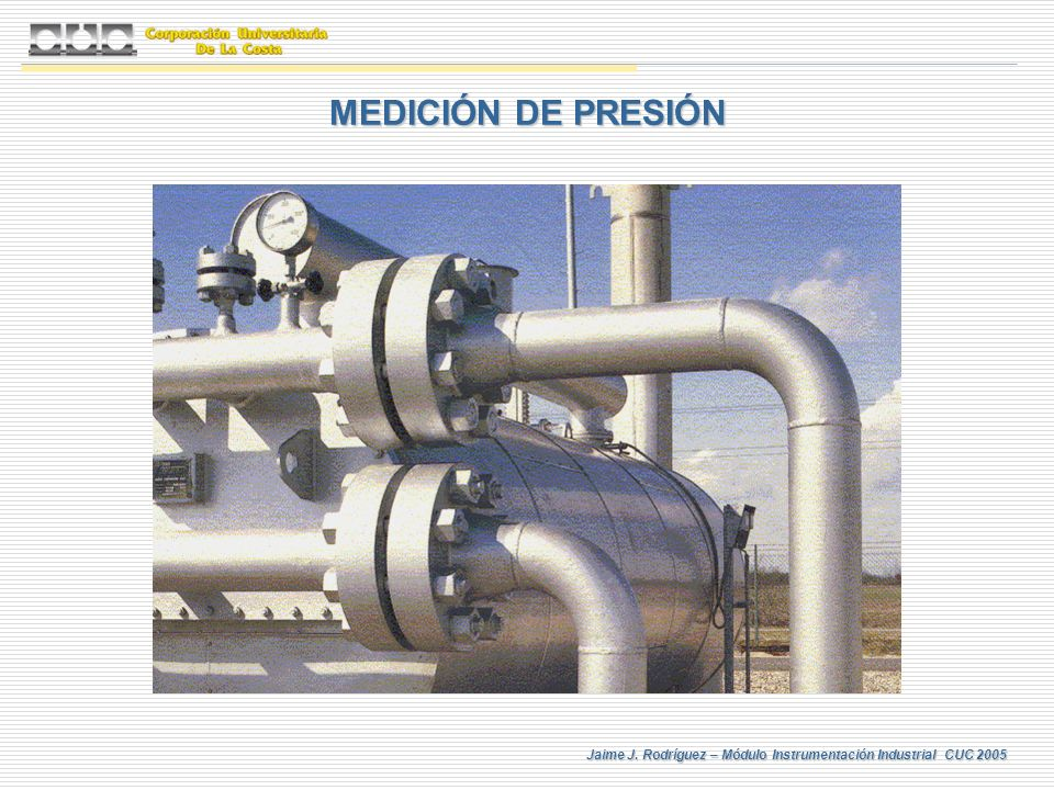 MEDICIÓN DE PRESIÓN