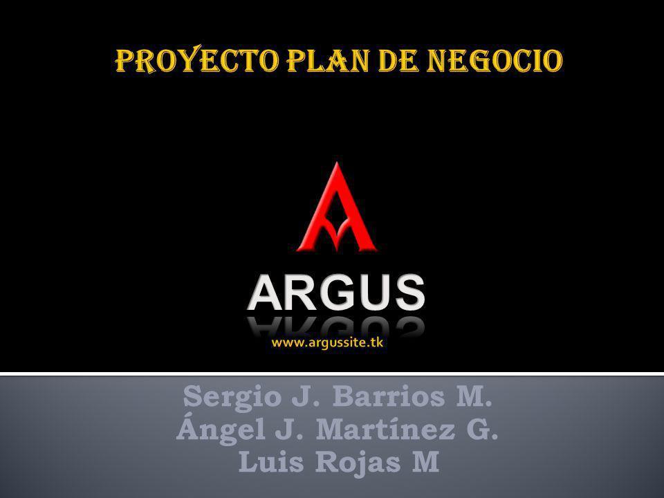 Proyecto plan de Negocio