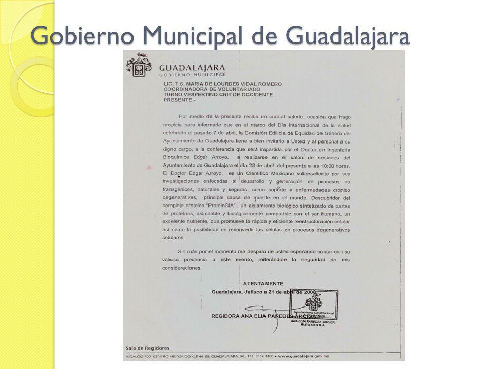 Gobierno Municipal de Guadalajara