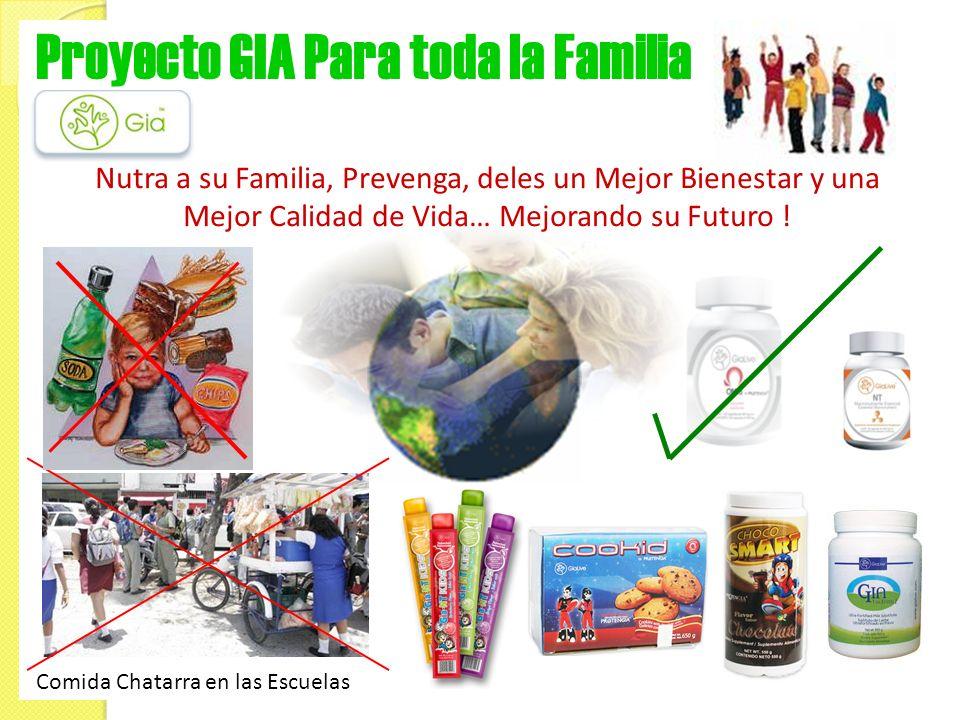 Proyecto GIA Para toda la Familia