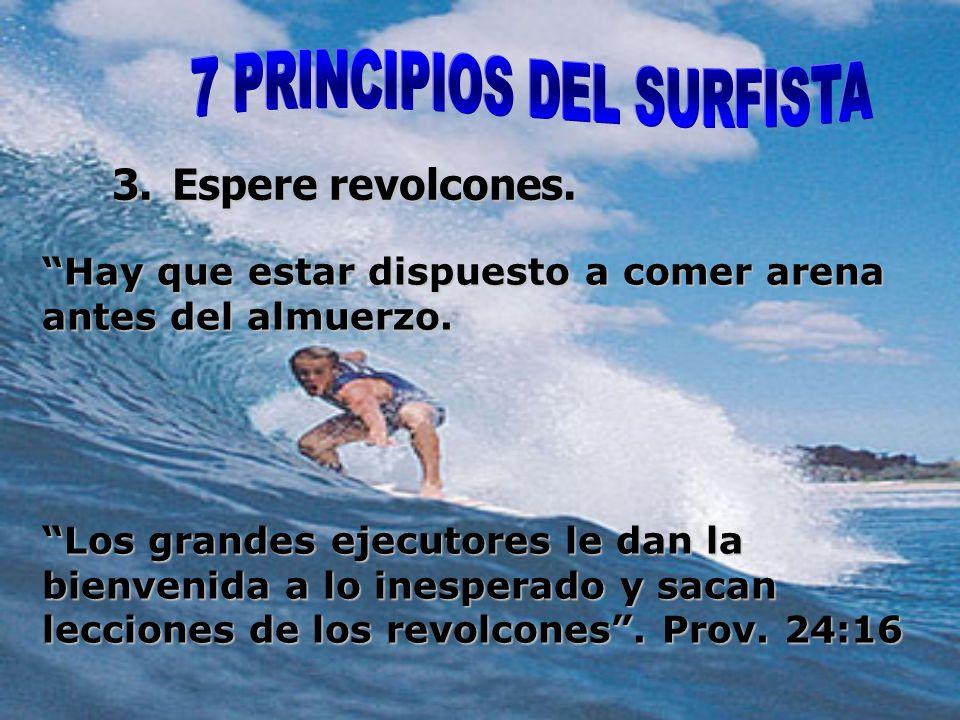 7 PRINCIPIOS DEL SURFISTA