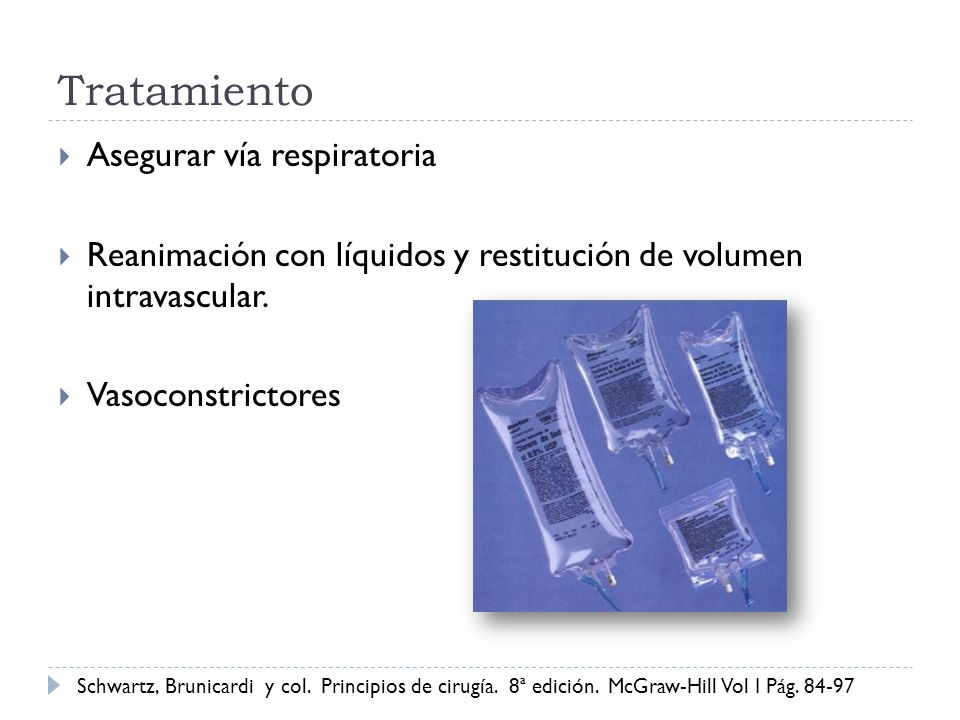 Tratamiento Asegurar vía respiratoria