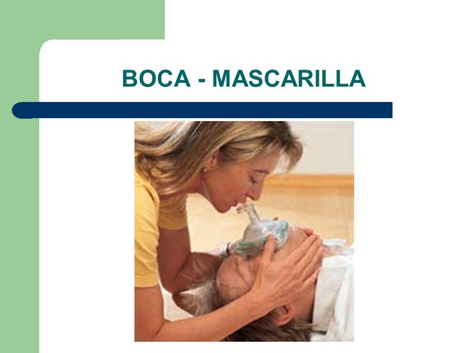 BOCA - MASCARILLA
