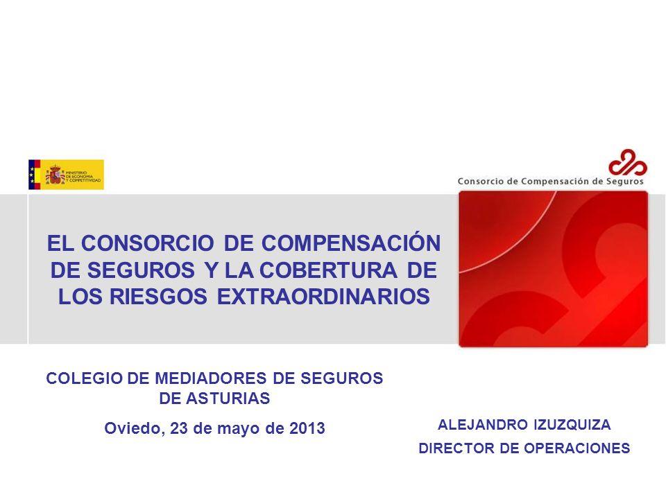 COLEGIO DE MEDIADORES DE SEGUROS DE ASTURIAS DIRECTOR DE OPERACIONES