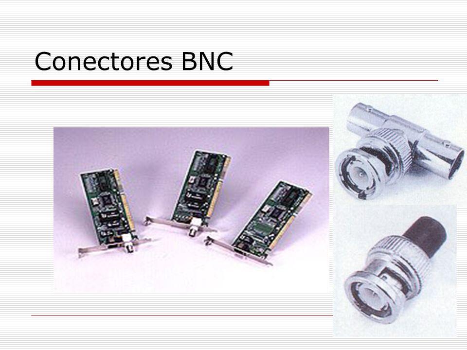 Conectores BNC