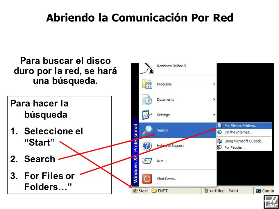 Abriendo la Comunicación Por Red