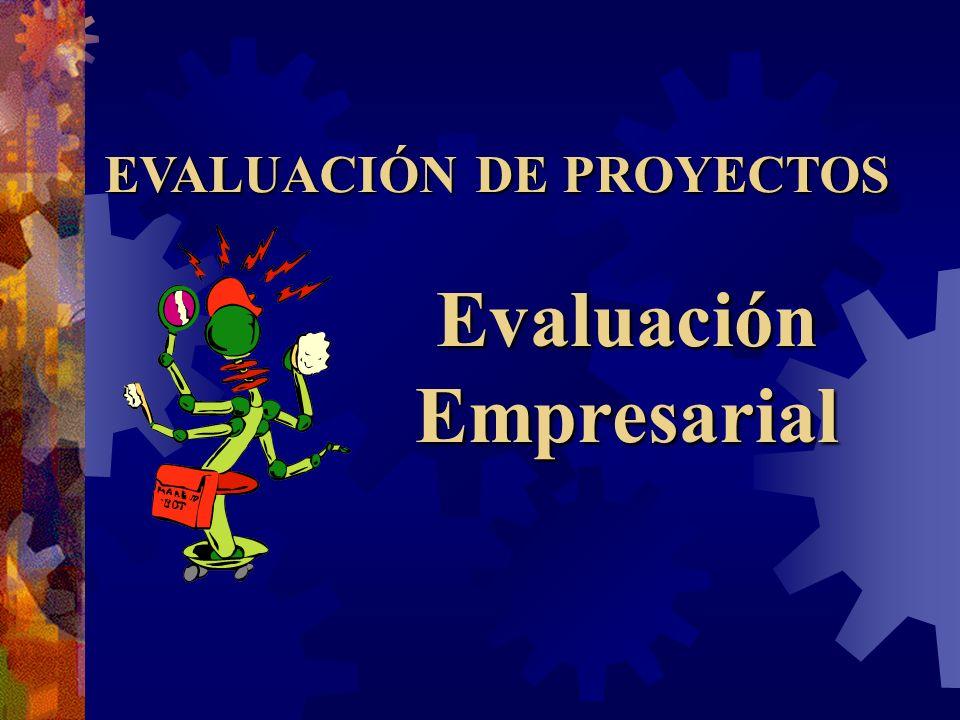 Evaluación Empresarial