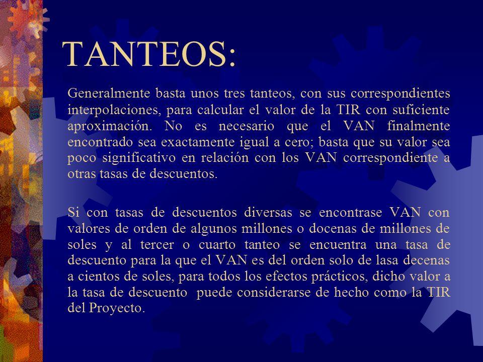 TANTEOS: