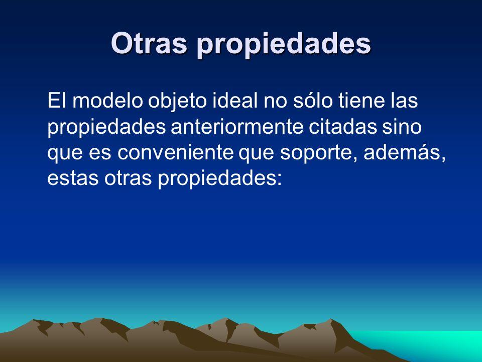 Otras propiedades