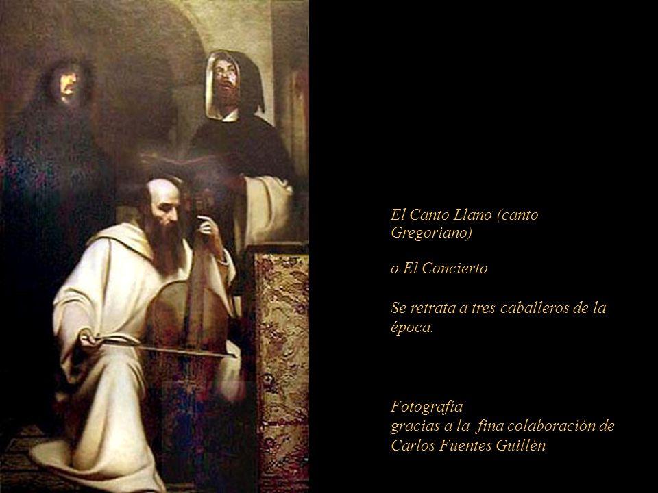 El Canto Llano (canto Gregoriano)