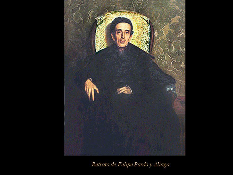 Retrato de Felipe Pardo y Aliaga