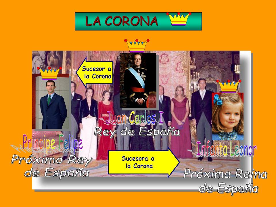 Juan Carlos I de Borbón Sucesores de Juan Carlos I Rey de España