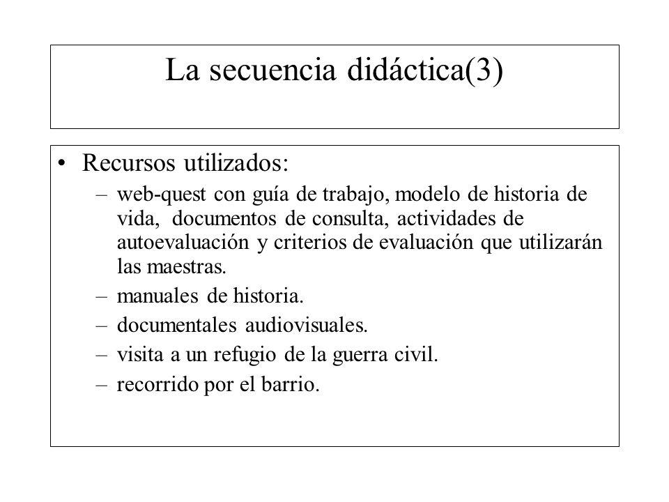 La secuencia didáctica(3)