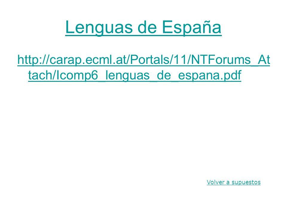 Lenguas de España http://carap.ecml.at/Portals/11/NTForums_Attach/Icomp6_lenguas_de_espana.pdf.