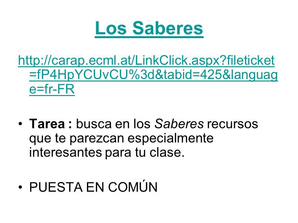 Los Saberes http://carap.ecml.at/LinkClick.aspx fileticket=fP4HpYCUvCU%3d&tabid=425&language=fr-FR.