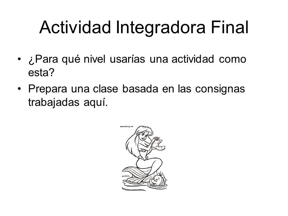 Actividad Integradora Final