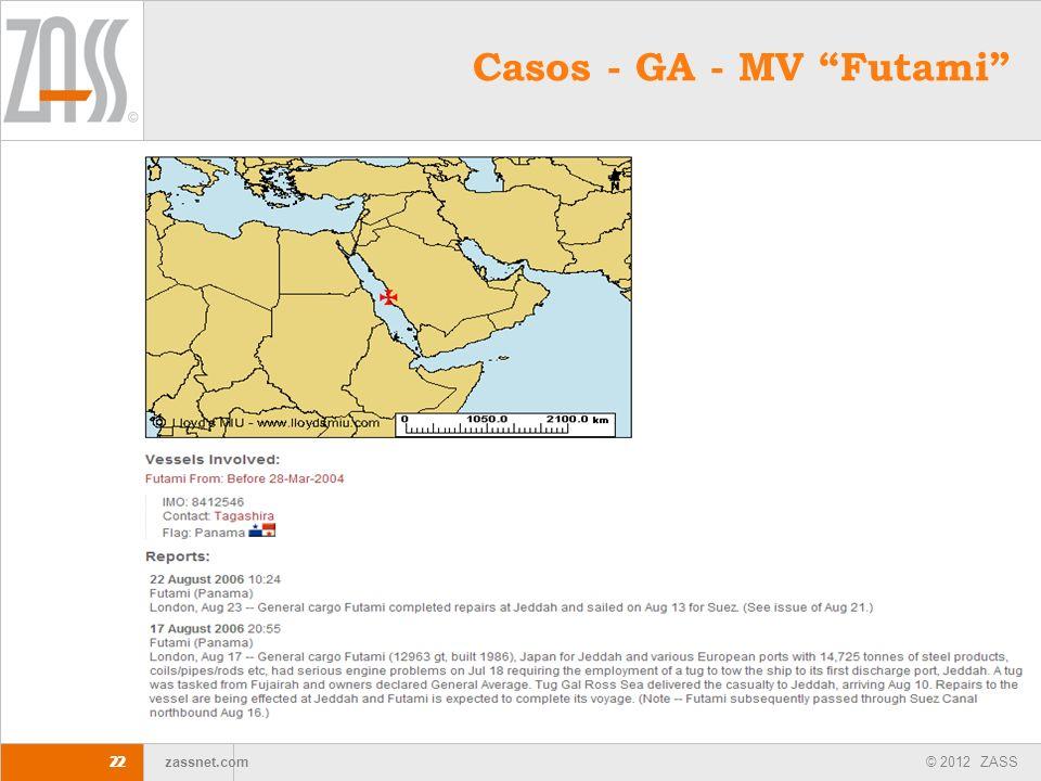 Casos - GA - MV Futami 22