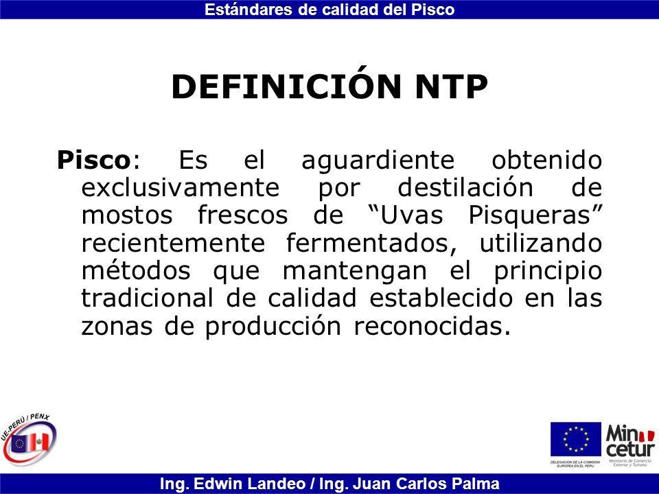 DEFINICIÓN NTP