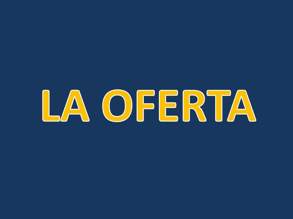 LA OFERTA