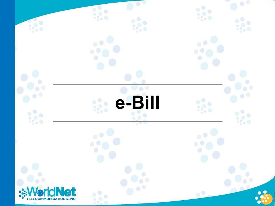 e-Bill