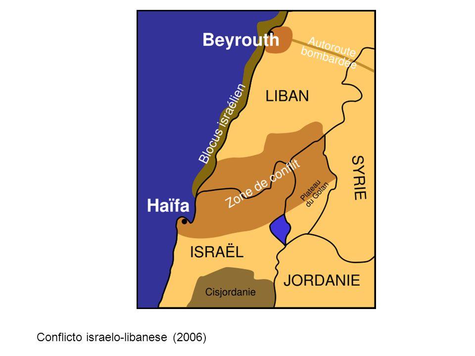 Conflicto israelo-libanese (2006)