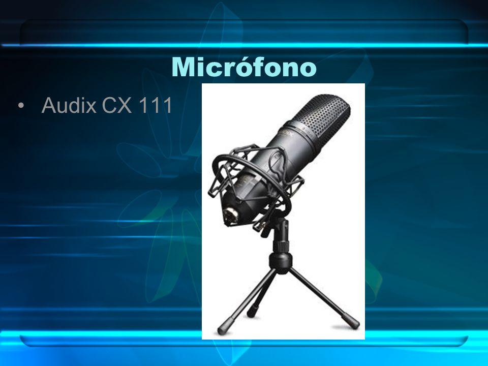 Micrófono Audix CX 111