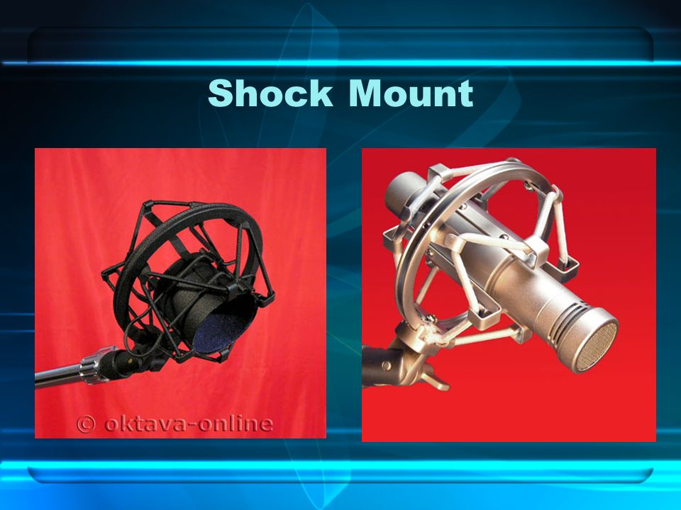 Shock Mount