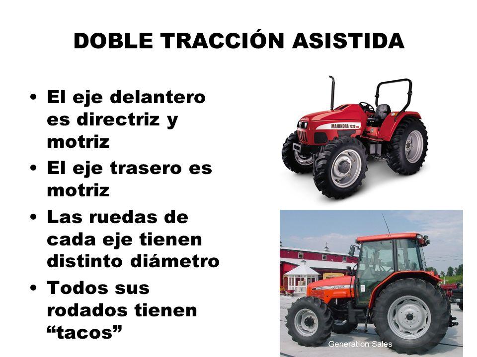DOBLE TRACCIÓN ASISTIDA