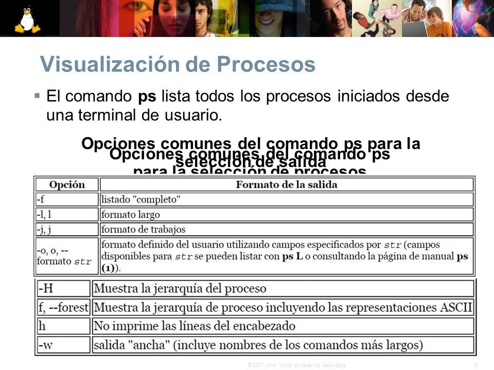 Visualización de Procesos