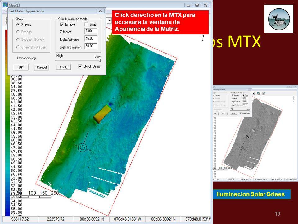Iluminacion Solar Archivos MTX