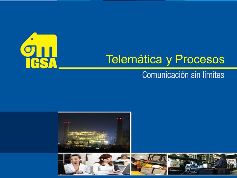 Telemática y Procesos 1