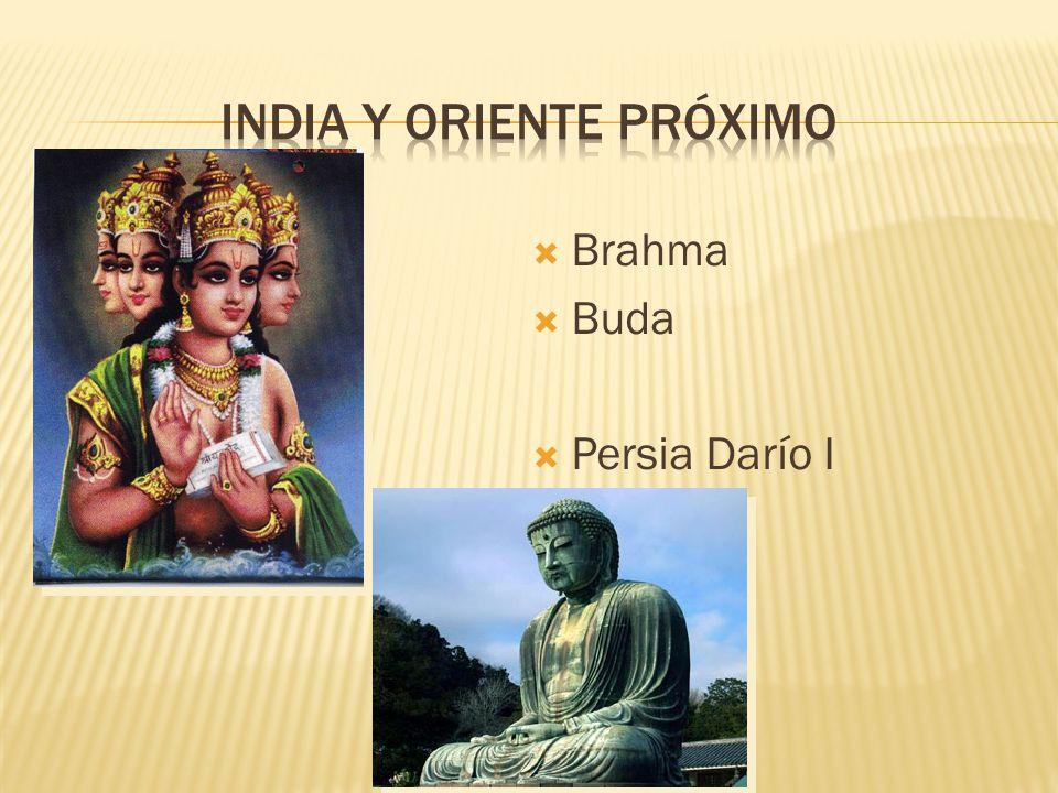 India y oriente prÓximo