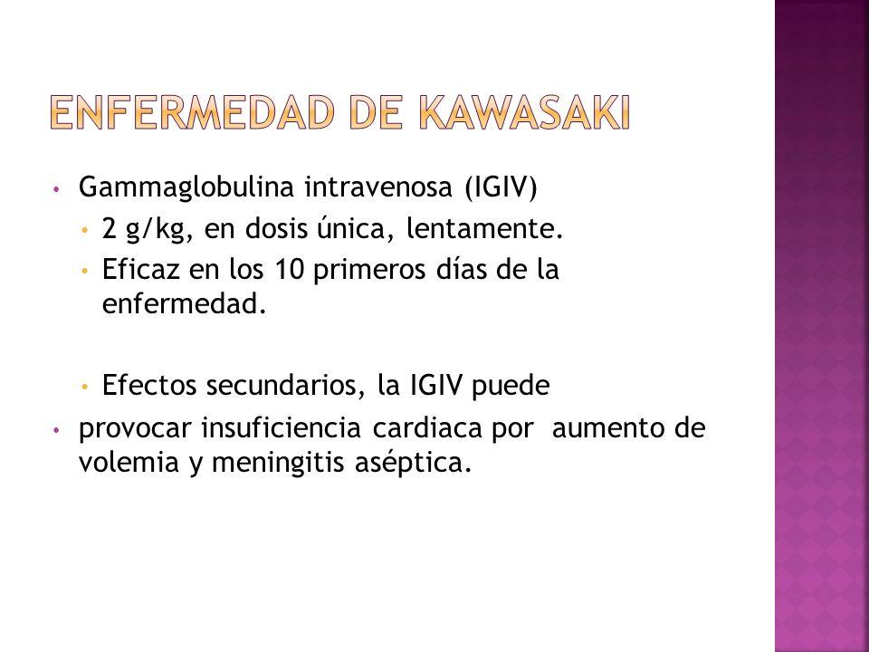 Enfermedad de Kawasaki