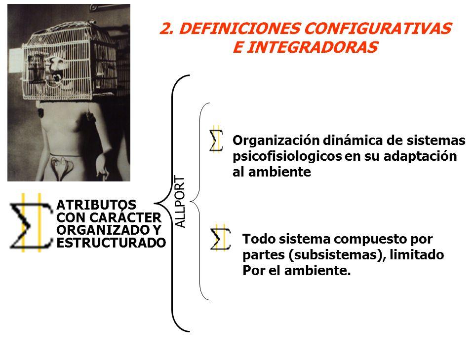 2. DEFINICIONES CONFIGURATIVAS