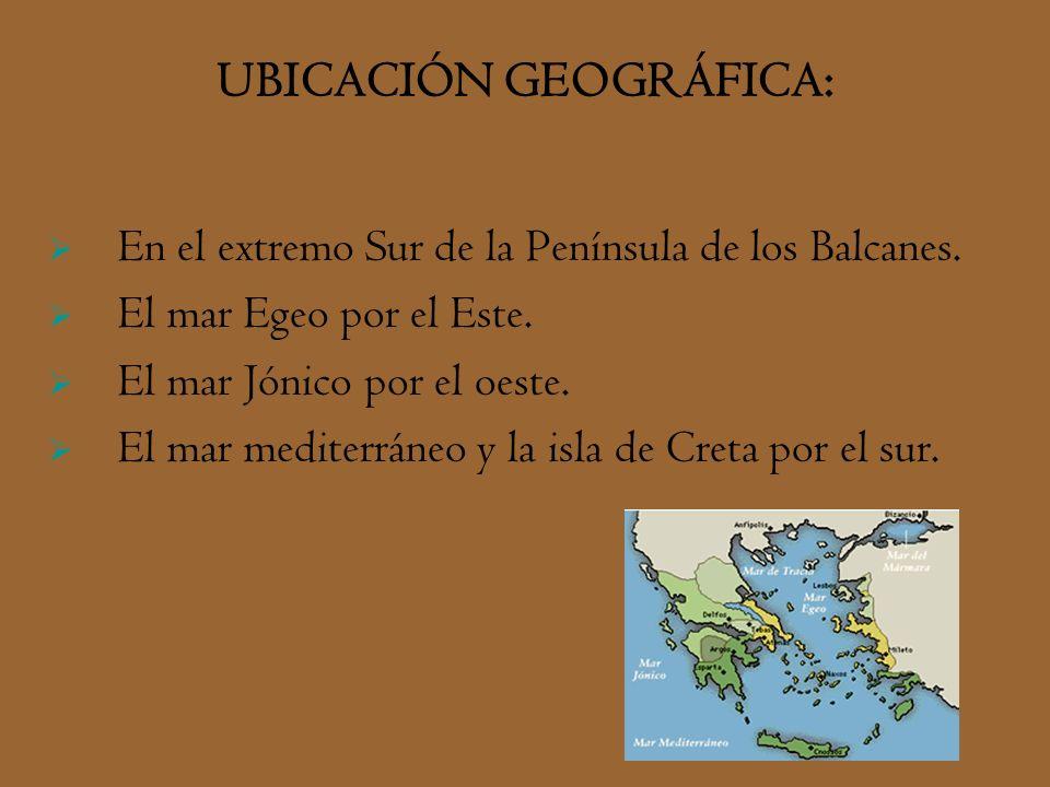 UBICACIÓN GEOGRÁFICA: