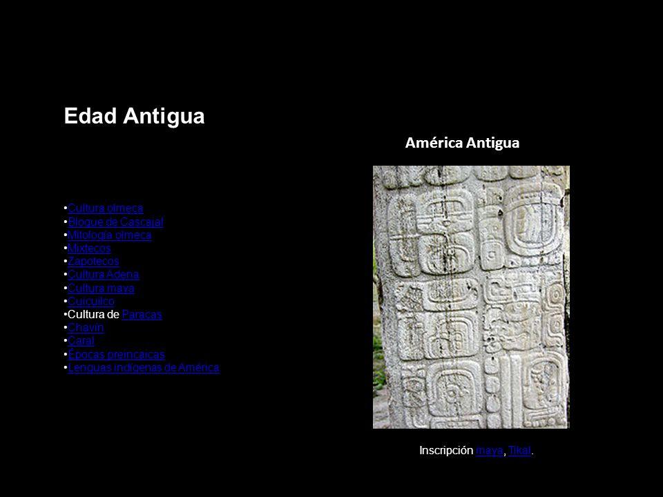 Inscripción maya, Tikal.