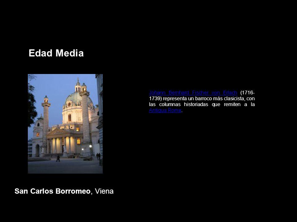 Edad Media San Carlos Borromeo, Viena