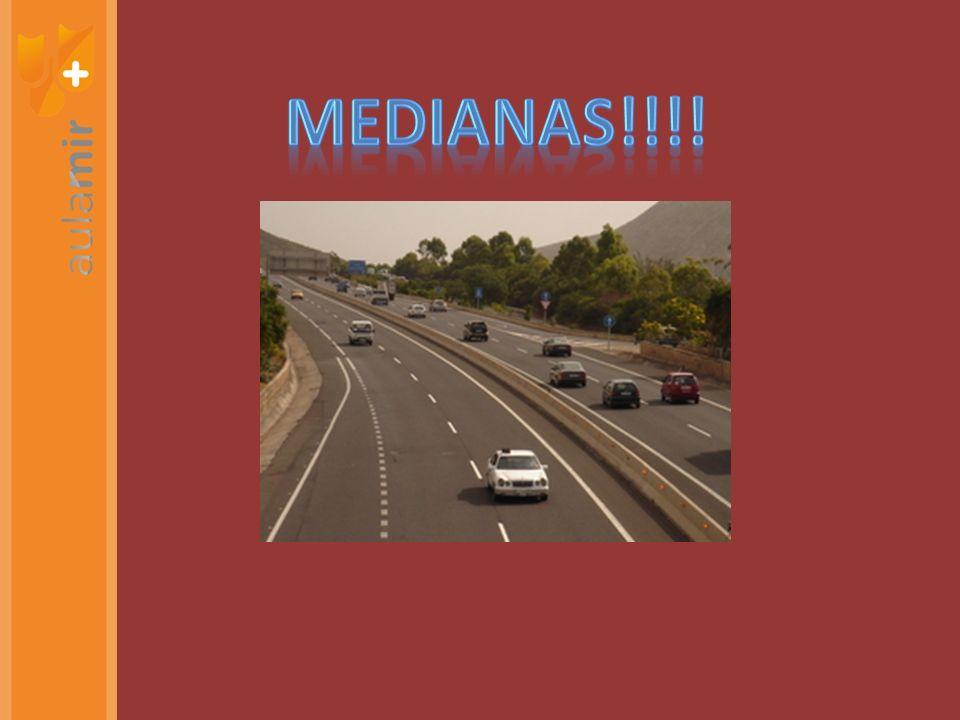 Medianas!!!!