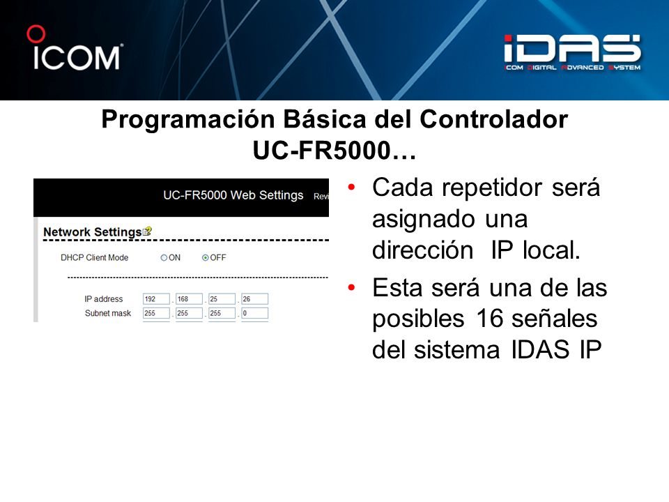 Programación Básica del Controlador UC-FR5000…