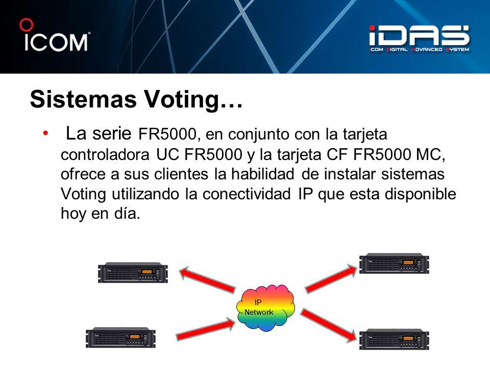 Sistemas Voting…