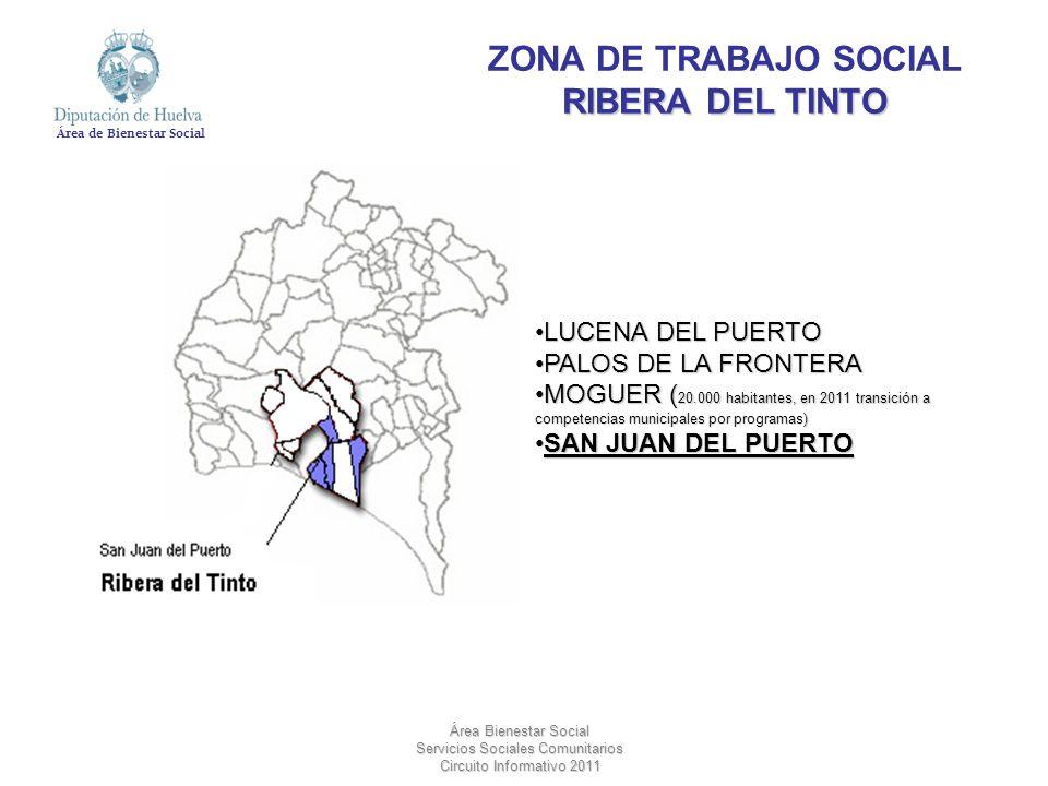 ZONA DE TRABAJO SOCIAL RIBERA DEL TINTO