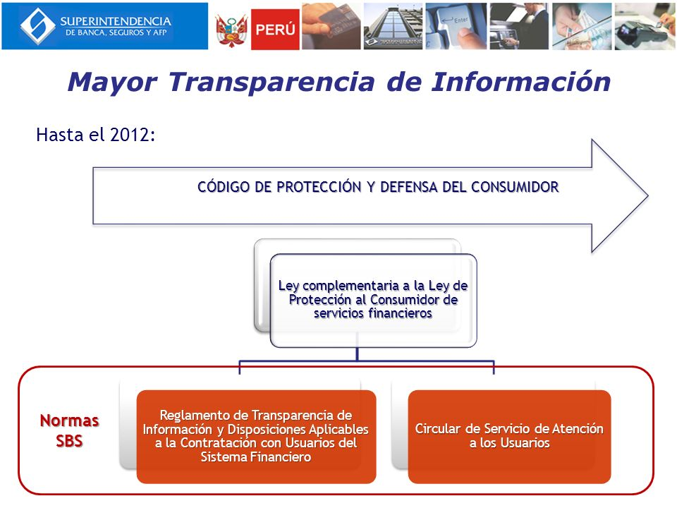 Mayor Transparencia de Información